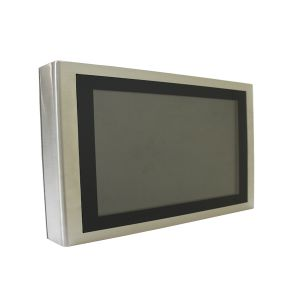 "21.5"" Full IP65 Stainless Steel Chassis Multi Touch Monitor"