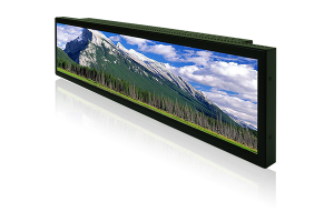 "19"" Extra Wide Stretched LCD Display 1200 NIT (1920x388)"
