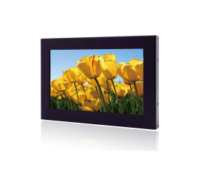 "7"" TFT LCD, 1000 nits LED backlight (1280x800)"
