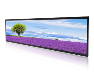 "29"" Stretched LCD Display Chassis Mount 1200 NITS (1920 x 540)"