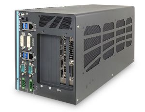Industrial GPU Computer with 250W NVIDIA GPU and Intel Xeon or 6th Gen Core