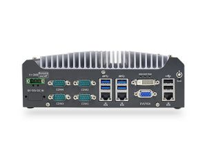 Compact Fanless 6th Gen Core Industrial Embedded Computer