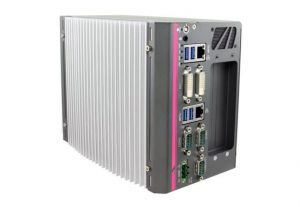 Fanless 6th Gen Box System with 2 PCIe Expansion