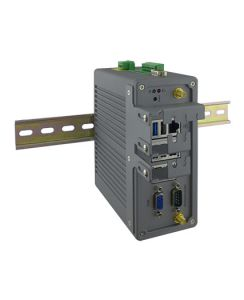 Hazloc Atex Zone 2 DIN Rail PC Intel Celeron N2930 CPU