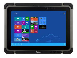 "10.1"" Rugged Windows Tablet Intel Celeron N2930 Quad Core 1.83 GHz CPU"