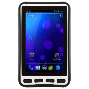 "7"" Rugged Handheld Tablet With Android OS and ARM Cortex A7 Quad Core 1.5Ghz"