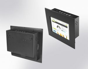 "10.1"" IP65 Panel Mount Industrial LCD Monitor (1920X1200)"