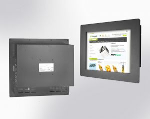 "17"" IP65 Panel Mount Display with Wide Operating Temperature (1280x1024)"