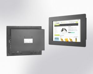 "21.5"" Widescreen IP65 Panel Mount Display Wide Viewing Angle (1920x1080)"