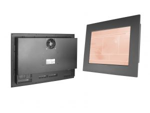 "32"" 4K IP65 Panel Mount LCD Wide Viewing Angle (3840x2160)"