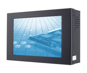 "7"" Widescreen Chassis Mount Touchscreen Monitor with LED B/L (800x480)"