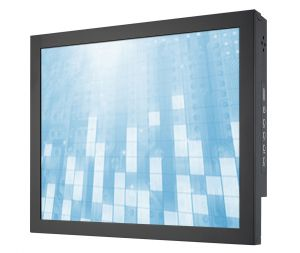 "17"" Chassis Mount LCD Touch Monitor with LED B/L (1280x1024)"