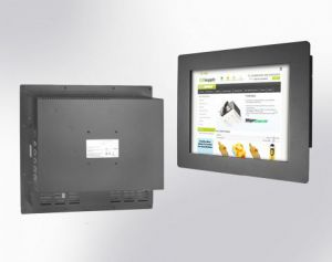 "21.5"" Widescreen Panel Mount Touch Monitor Wide Viewing Angle (1920x1080)"